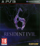Resident Evil 6 product image