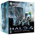 XBOX 360 S Black (320GB) Halo 4 Limited Edition Bundel product image