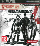Metal Gear Solid 4 - Guns of the Patriots - 25th Anniversary product image
