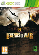 History Legends of War product image