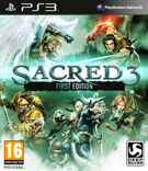 Sacred 3 First Edition product image