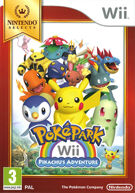 PokéPark Wii - Pikachu's Great Adventure - Nintendo Selects product image