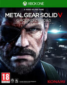 Metal Gear Solid V - Ground Zeroes (UK) product image