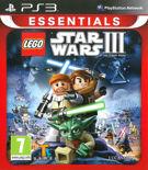LEGO Star Wars 3 - Clone Wars - Essentials product image