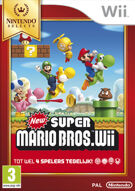 New Super Mario Bros Wii - Nintendo Selects product image