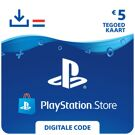 5 Euro PSN PlayStation Network Kaart (Nederland) product image