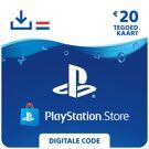 20 Euro PSN PlayStation Network Kaart (Nederland) product image