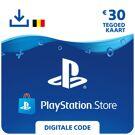 30 Euro PSN PlayStation Network Kaart (België) product image
