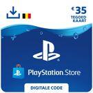 35 Euro PSN PlayStation Network Kaart (België) product image