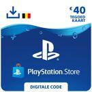 40 Euro PSN PlayStation Network Kaart (België) product image