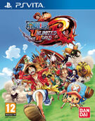 One Piece - Unlimited World Red product image