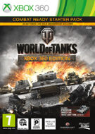 World of Tanks - Xbox 360 Edition Starterspakket product image