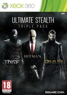 Ultimate Stealth Triple Pack (Thief, Hitman-Absolution & Deus Ex-HR) product image