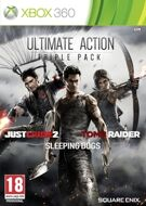 Ultimate Action Triple Pack(Just Cause 2, Sleeping Dogs & Tomb Raider) product image