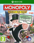 Monopoly Family Fun Pack product image