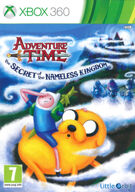 Adventure Time - Secret of the Nameless Kingdom product image