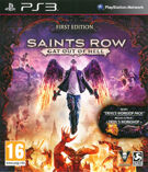 Saints Row - Gat out of Hell First Edition product image