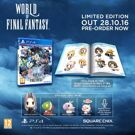 World of Final Fantasy Limited Edition product image