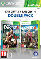 Far Cry 3 & Far Cry 4 Double Pack - Classics product image
