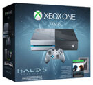 Xbox One Limited Edition (1TB) + Halo 5 product image