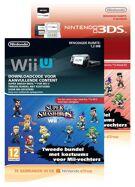 Super Smash Bros - Mii Fighter Costume Collection Uitbreiding - Nintendo WiiU + 3DS eShop product image