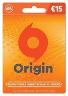 EA Games Origin Card 15 EURO (BE) product image