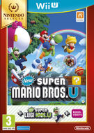 New Super Mario Bros U + New Super Luigi U - Nintendo Selects product image