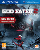 God Eater 2 - Rage Burst (incl. downloadcode God Eater - Resurrection) product image