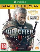 The Witcher 3 - Wild Hunt Game of the Year Edition product image