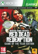 Red Dead Redemption Game of the Year Edition Classics product image