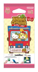 Amiibo Cards - Animal Crossing New Leaf - Sanrio Collaboration Pack (6 kaarten) product image