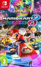Mario Kart 8 Deluxe product image