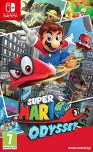 Super Mario Odyssey product image