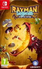 Rayman Legends Definitive Edition product image