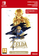 Zelda Breath of the Wild Expansion Pass - Nintendo Switch eShop product image