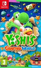 Yoshi's Crafted World product image