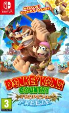 Donkey Kong Country - Tropical Freeze product image