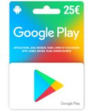 Google Play 25 EUR - New (BE) product image