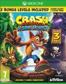 Crash Bandicoot N Sane Trilogy product image