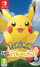 Pokemon - Let's Go, Pikachu! product image
