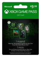 Xbox Game Pass 1 Maand (Nederland) product image