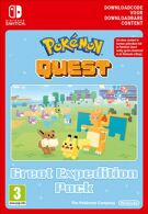 Pokemon Quest Great Expedition Pack - Nintendo Switch eShop product image