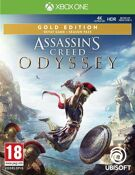 Assassin's Creed Odyssey Gold Edition product image