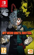My Hero One's Justice product image