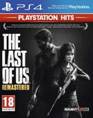The Last of Us Remastered - PlayStation Hits product image