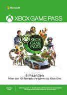Xbox Game Pass 6 maanden product image