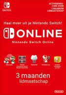 90 Days Switch Online Membership - Nintendo Switch eShop product image