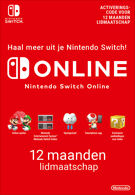 365 Days Switch Online Membership - Nintendo Switch eShop product image
