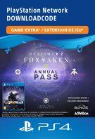 Destiny 2: Forsaken Annual Pass - PlayStation Network (België) product image