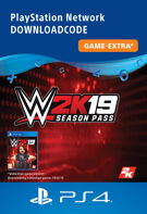 WWE 2K19 Season Pass - PlayStation Network (België) product image